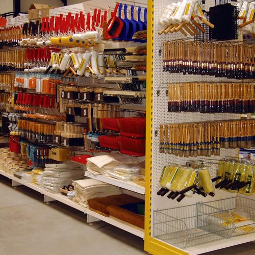 gondole et paniers fil pour am nager vos espaces de vente. Black Bedroom Furniture Sets. Home Design Ideas