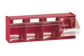 Blocs-tiroirs basculants plastique